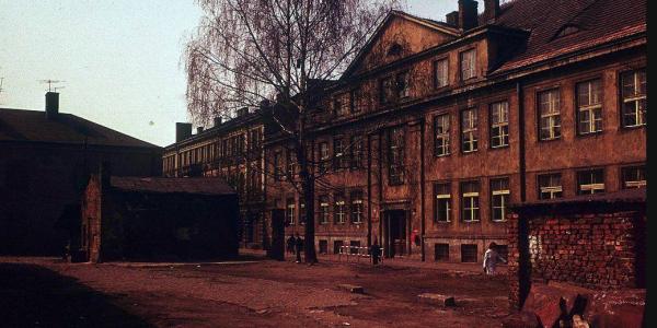 Lesna 16. Rok 1970. źródło: fotopolska.eu