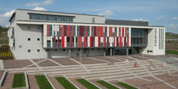 Biblioteka UJK, fort. Paweł Małecki