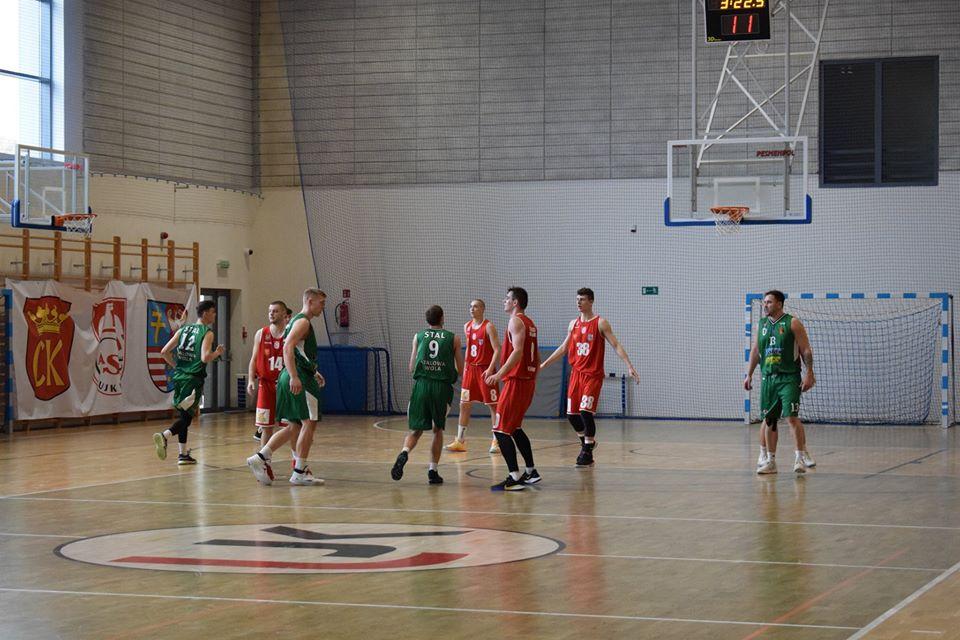 AZS koszykówka