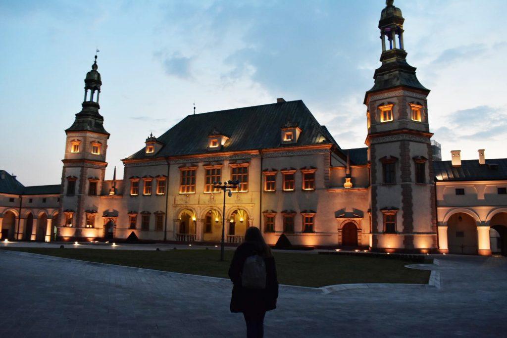Pałac Biskupów Krakowskich w Kielcach