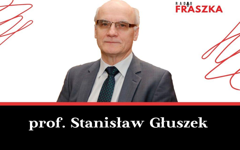 prof. Stanisław Głuszek