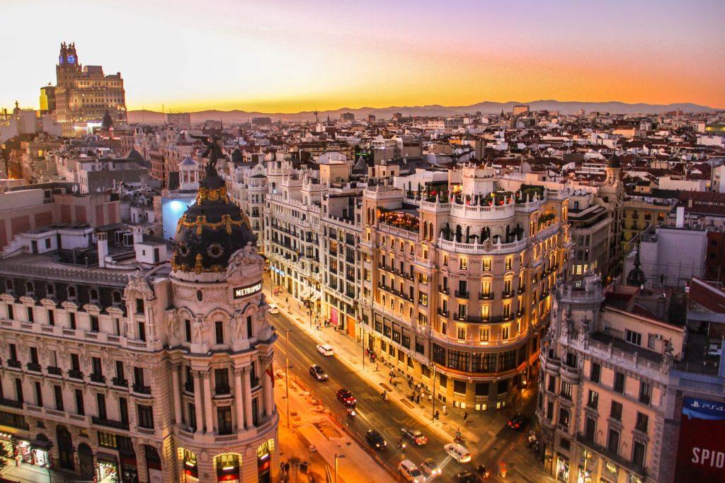 miasto w Hiszpanii