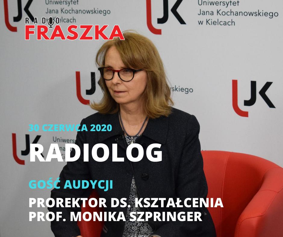 prof. Monika Szpringer