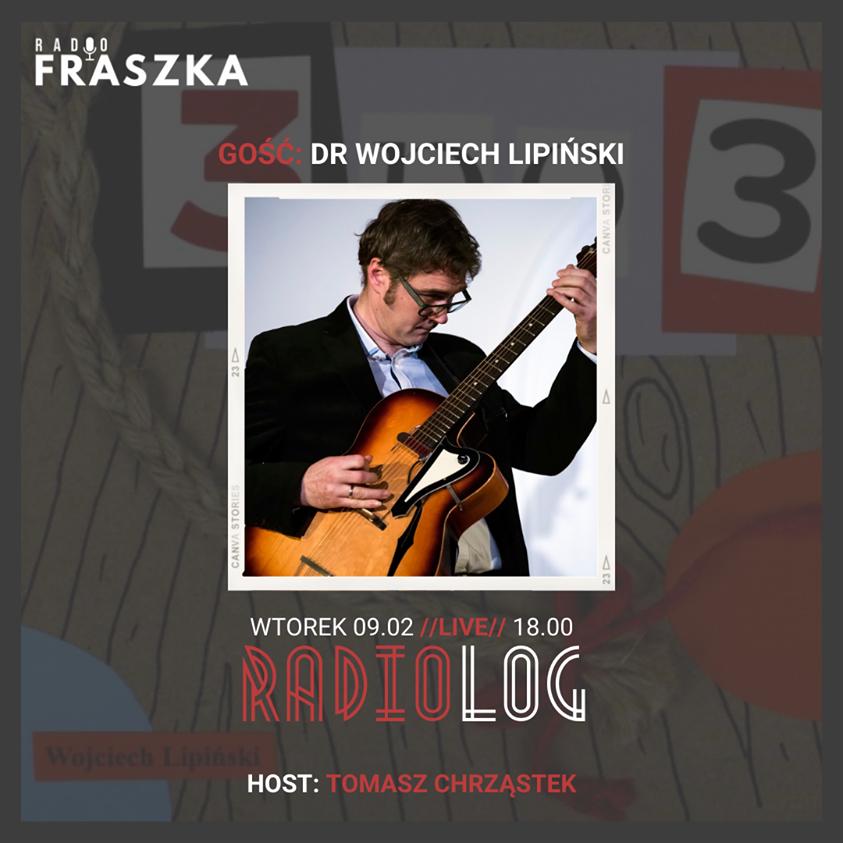 Radiolog Wojtek Lipiński